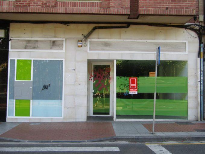 Imagen destacada de Local en alquiler en Logroño  con referencia P724