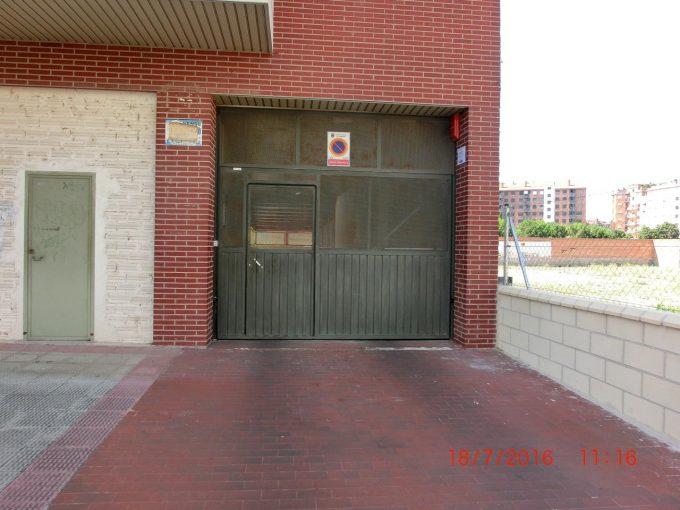 Imagen destacada de Plaza De Parking en venta en Logroño  con referencia G0403