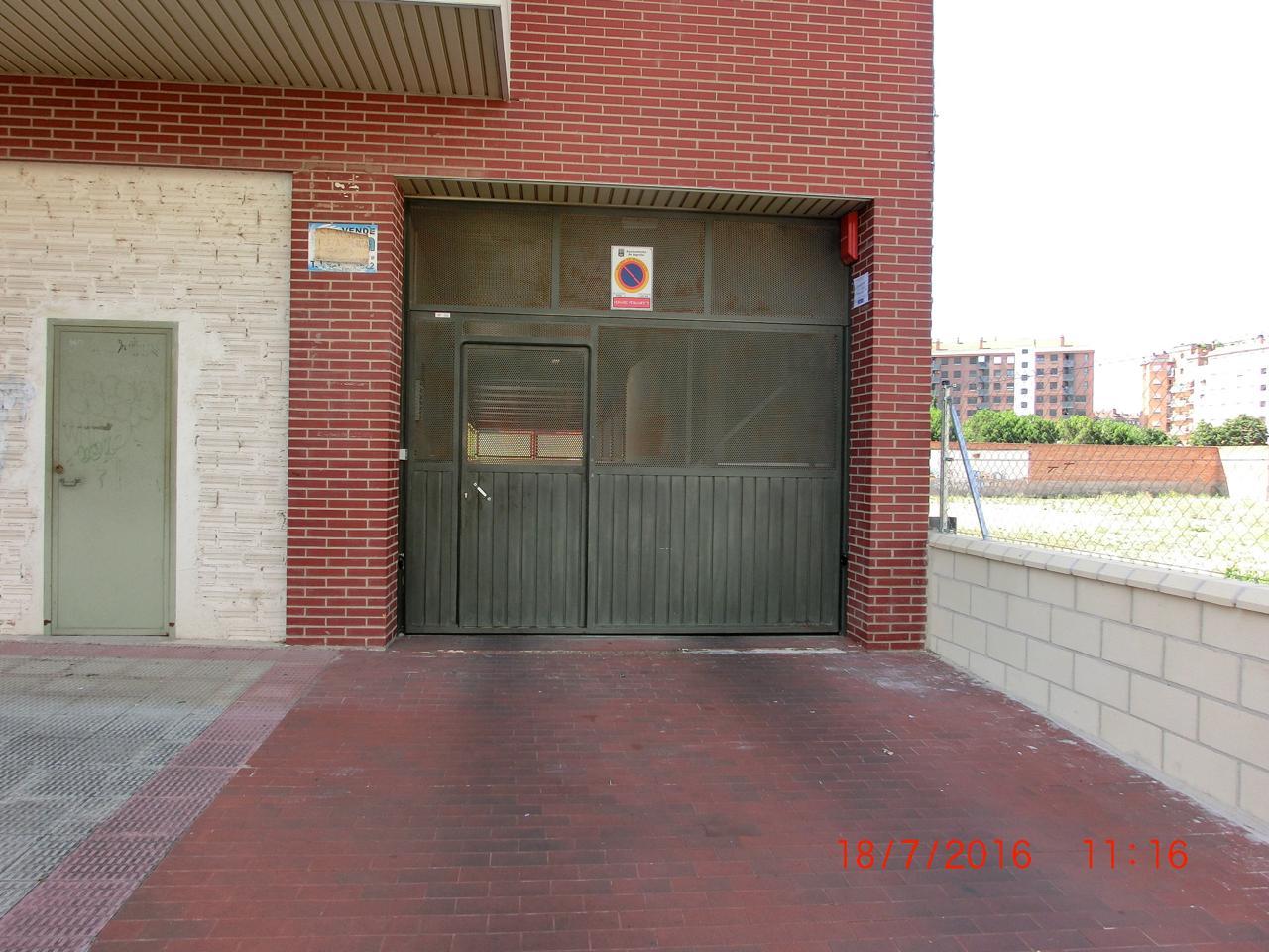 Plaza De Parking en venta en Logroño de 12 m2. Ref: G0403