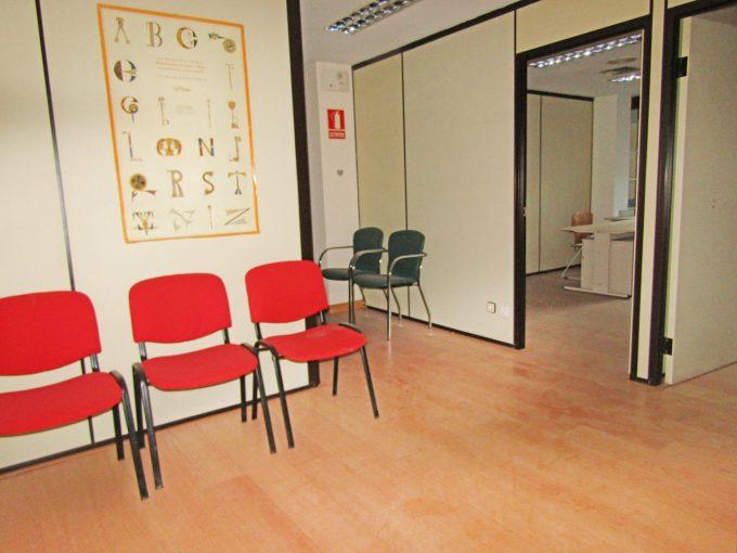 Imagen destacada de Oficina en alquiler en Logroño  con referencia AO0205