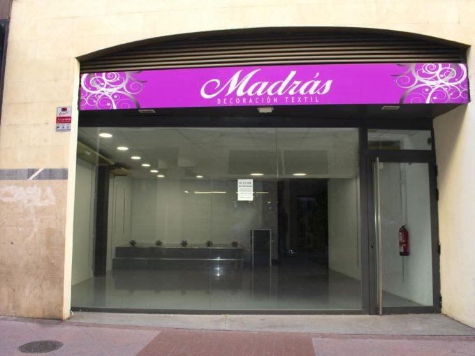 Imagen destacada de Local en alquiler en Logroño  con referencia AL0332