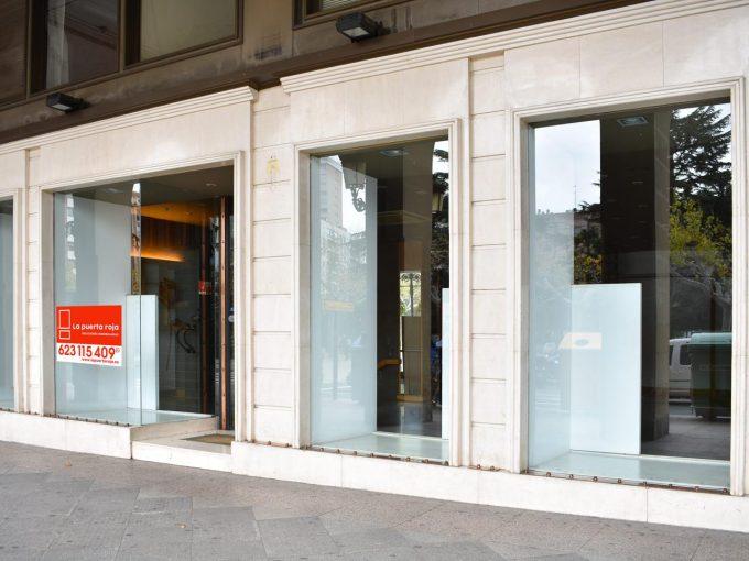 Imagen destacada de Local en alquiler en Logroño  con referencia AL0152