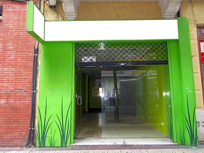 Imagen destacada de Local en alquiler en Logroño  con referencia AL0218