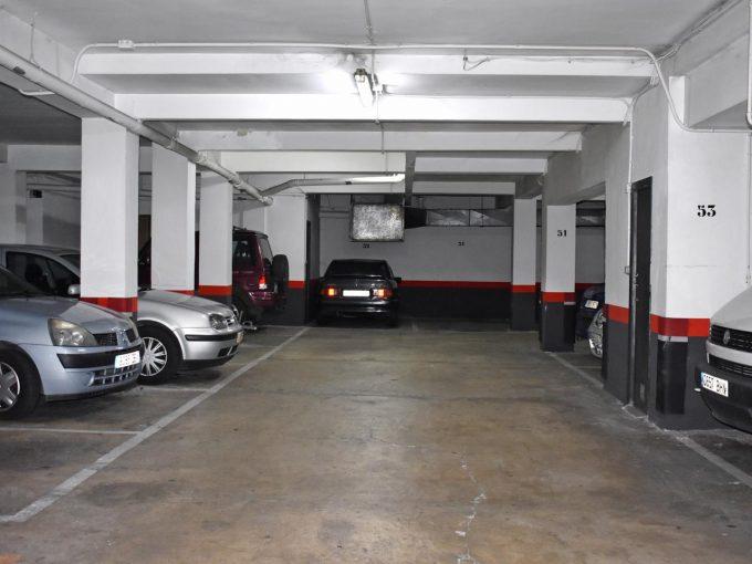 Imagen destacada de Plaza De Parking en venta en Logroño  con referencia G0515